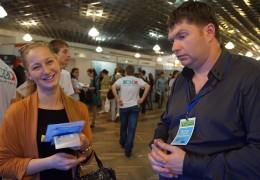 Участие SV Trade в Ярмарке вакансий-2015 ХАИ