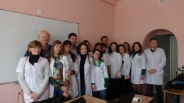 Мастер-класс для студентов НФаУ: «И один в «поле» воин»