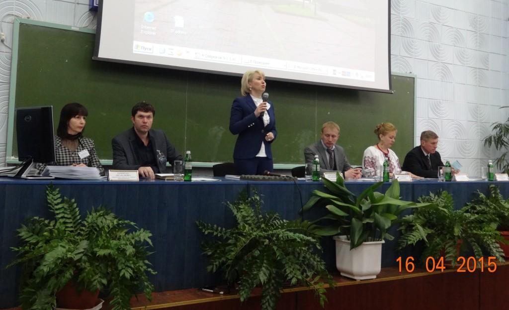 Академия успешных продаж «SV Trade» выступила генеральным спонсором научно-практической конференции и Ярмарки вакансий в НФаУ 16-17.04.2015 г.