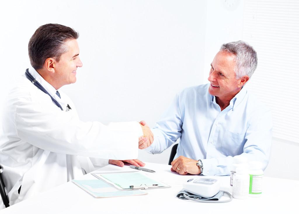 Практические навыки выявления потребностей пациента и «позитивной» презентации плана обследования и лечения