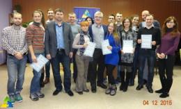 Наши выпускники Экспресс-курса Менеджера по продажам – 04.12.2015