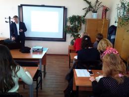 Мастер-класс для студентов НФаУ по работе с возражениями