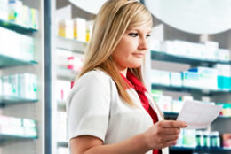 Skills training pharmacy manager