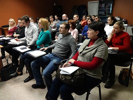 Экспресс-курс менеджера по продажам 25-29.01.2016г.