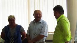 Тренинг «Переговоры с заказчиком» для инспекторов городского и областного центров занятости.