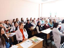 Мастер-класс «Секреты резюме и собеседования» для студентов НФаУ.