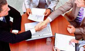 Переговоры с ключевыми клиентами