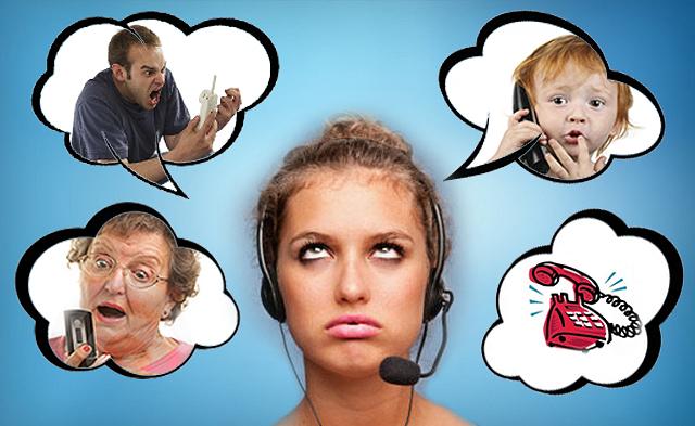 Тонкости работы с клиентом. Снятие стресса у сотрудников